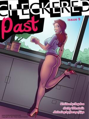 MMC- Checkered Past 9 8muses Adult Comics