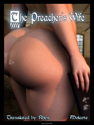 Moiarte – The Preacher's Wife 8muses 3D Porn Comics