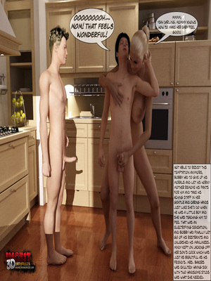 8muses 3D Porn Comics Mom And Boys- IncestChronicles3D image 37