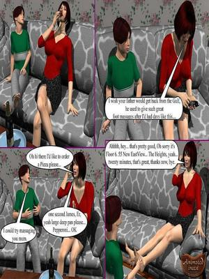 8muses 3D Porn Comics Mom is for dinner, mom is for breakfast image 03