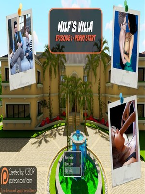 Mom Son Icstor – Milf's Villa – Denise 8muses 3D Porn Comics