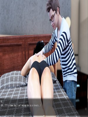 8muses 3D Porn Comics Mom Son Icstor – Milf's Villa – Denise image 20