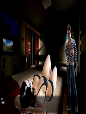 8muses 3D Porn Comics Mom Son Icstor – Milf's Villa – Denise image 23