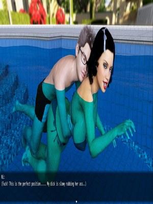 8muses 3D Porn Comics Mom Son Icstor – Milf's Villa – Denise image 46