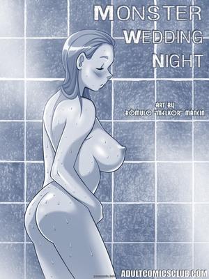 Monster Wedding Night- Melkormancin 8muses Porncomics