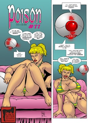 Monsterbabe Central- Poison 11- 12 8muses Porncomics