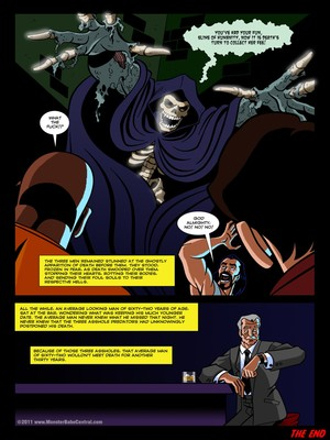8muses Porncomics MonsterBabeCentral- Wicked Weird Tales image 10