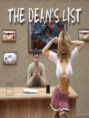 Morphious – The Dean's List 8muses 3D Porn Comics