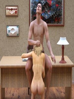 8muses 3D Porn Comics Morphious – The Dean's List image 20