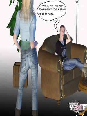 Mother's revenge- Y3DF 8muses Y3DF Comics