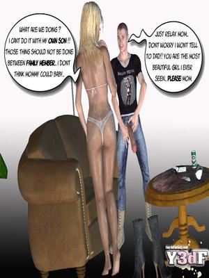 8muses Y3DF Comics Mother's revenge- Y3DF image 11