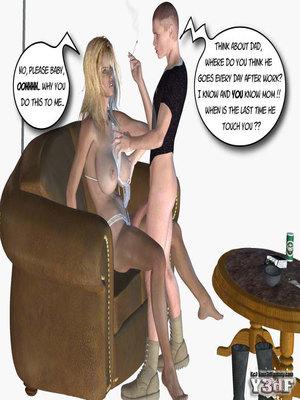 8muses Y3DF Comics Mother's revenge- Y3DF image 15