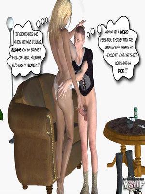 8muses Y3DF Comics Mother's revenge- Y3DF image 17