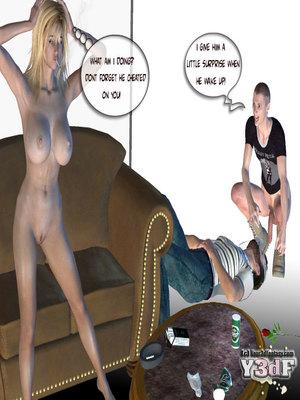 8muses Y3DF Comics Mother's revenge- Y3DF image 31