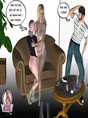 8muses Y3DF Comics Mother's revenge- Y3DF image 42