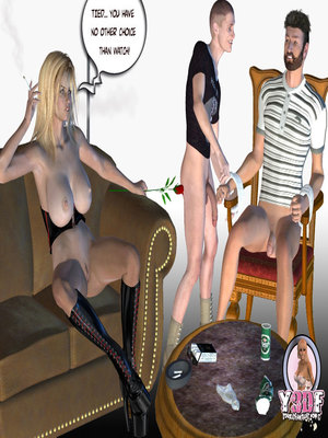 8muses Y3DF Comics Mother's revenge- Y3DF image 51