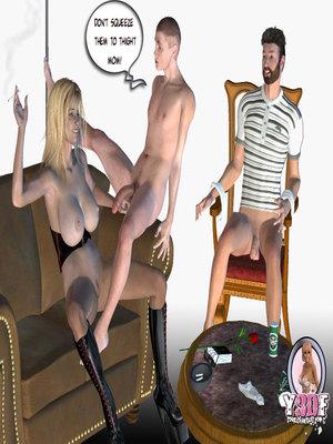 8muses Y3DF Comics Mother's revenge- Y3DF image 53