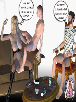 8muses Y3DF Comics Mother's revenge- Y3DF image 54