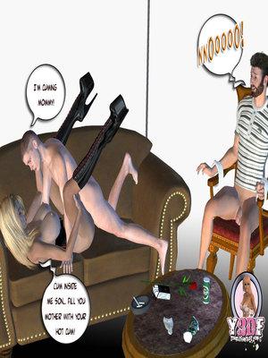 8muses Y3DF Comics Mother's revenge- Y3DF image 58