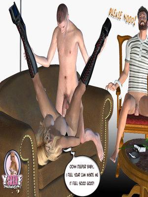 8muses Y3DF Comics Mother's revenge- Y3DF image 59