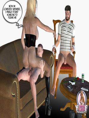 8muses Y3DF Comics Mother's revenge- Y3DF image 63