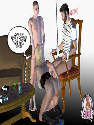 8muses Y3DF Comics Mother's revenge- Y3DF image 73