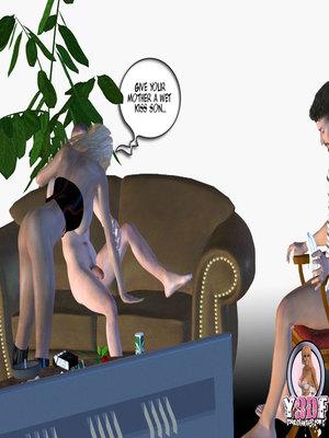 8muses Y3DF Comics Mother's revenge- Y3DF image 83