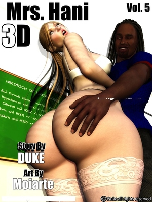 Mrs.Hani 3D Vol 5- Duke Honey 8muses 3D Porn Comics