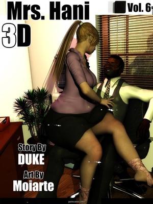 Mrs.Hani 3D Vol 6- Duke Honey 8muses 3D Porn Comics
