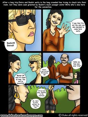 8muses Interracial Comics Mrs. Hani 4 -Big Ass Lebanese Teacher image 03