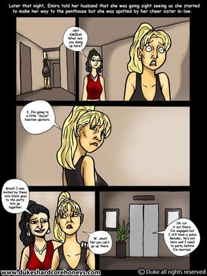 8muses Interracial Comics Mrs. Hani 4 -Big Ass Lebanese Teacher image 08