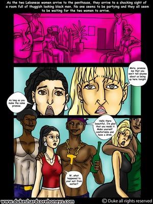 8muses Interracial Comics Mrs. Hani 4 -Big Ass Lebanese Teacher image 09