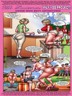 8muses Porncomics Mrs Lauderman- Milf Ass Project image 01