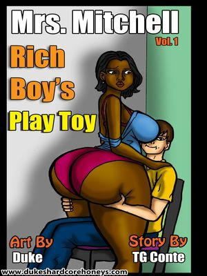 Mrs. Mitchell – Rich Boy's Play Toy 8muses Interracial Comics