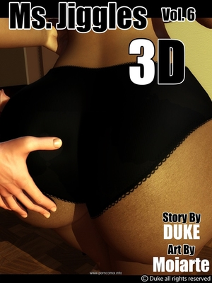 Ms Jiggles 3D – Part 6- Duke Honey 8muses 3D Porn Comics