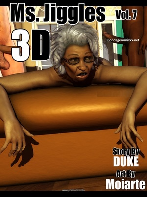 Ms Jiggles 3D – Vol 7- Duke Honey 8muses 3D Porn Comics