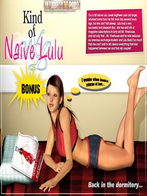 Naive Lulu – Bonus Ultimate3DPorn 8muses 3D Porn Comics