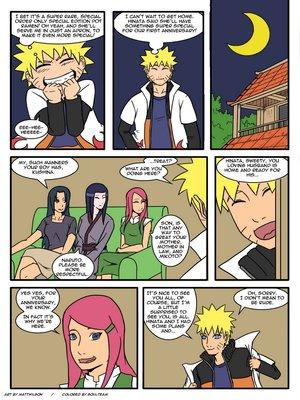 Naruto- Anniversary tradition [Matt Wilson] 8muses Hentai-Manga
