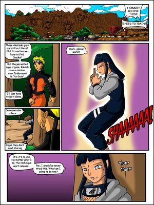 Naruto- Jaraiya's Family Jutsu 8muses Hentai-Manga
