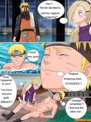 Naruto hentai comic