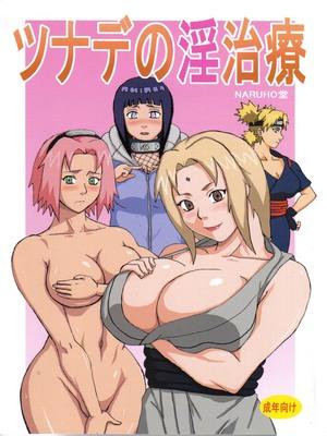Naruto-Tsunade's Sexual Therapy 8muses Hentai-Manga