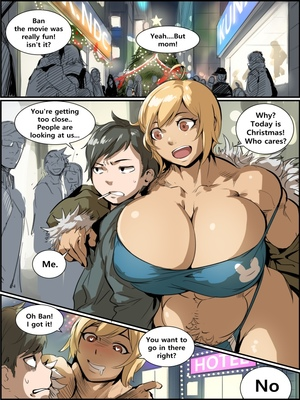 Natsumi's Sex Partner- Kunaboto 8muses Adult Comics