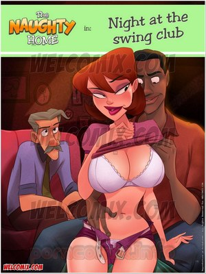 Naughty Home 18- Night at Swing Club 8muses Incest Comics