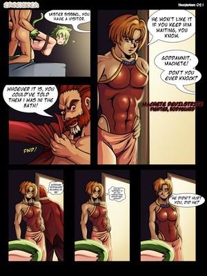 8muses Adult Comics Nearphotison- Eromugen 1 image 08
