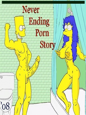 Never Ending Porn Story (Simpsons) 8muses  Comics
