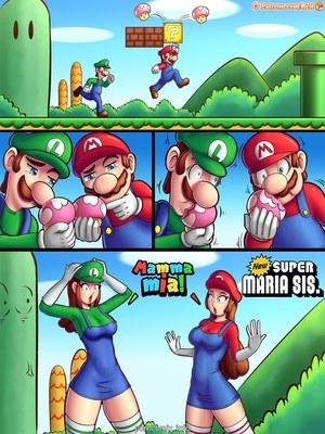 New Super Maria Sis. 8muses Adult Comics