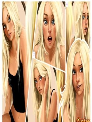 Nicole Heat- The Casting 8muses Porncomics