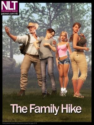 NLT- Family Hike 8muses 3D Porn Comics