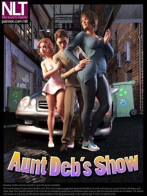 NLT Media- Aunt Debu2019s Show 8muses 3D Porn Comics