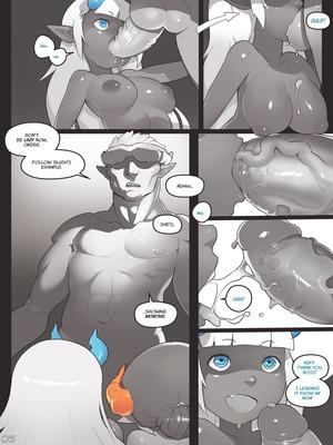 8muses Adult Comics Norasuko- Locking Horns image 05